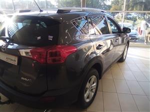 2013 Toyota Rav4 RAV4 2.0 GX CVT