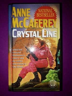 Crystal Line - Anne McCaffrey - Crystal Singer #3.