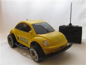 VW Beetle remote control car
