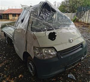 Daihatsu gran max 1.5lt 2016 Stripping for spares