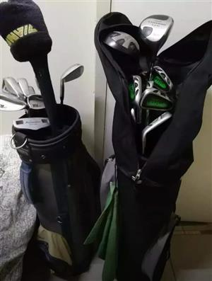 GOLF CLUBS FOR SALES