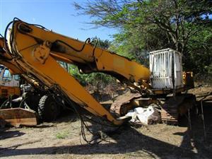 Liebherr R932HDSl Litronic Excavator- ON AUCTION