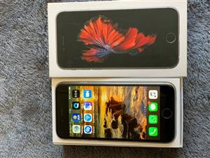 For Sale Iphone 6S 128GB in good condition, screen in good condition R4000 - Location Randburg