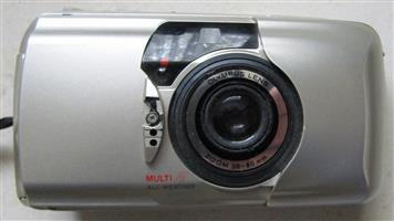 Olympus Multi AF All-Weather 38-80mm Zoom 35mm Camera