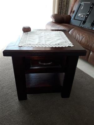 2 Coffee / Occasional Lamp Tables