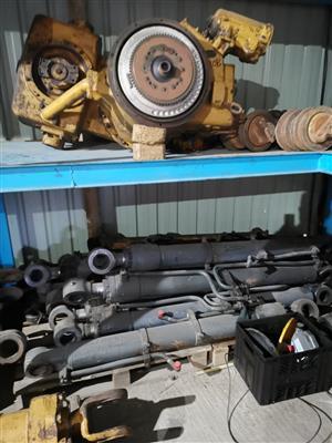 Volvo excavators hydrolic cylinders