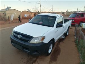 2007 Toyota Hilux single cab HILUX 2.0 VVTi P/U S/C