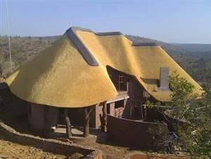 Thatch roofs installation , new lapas and services