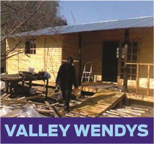 2x2, 3x3, 3x4, 3x6, 4x4, 4x6, 6x6 Wendy and Log Homes