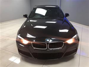 2012 BMW 3 Series 320d auto