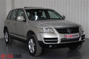 2005 VW Touareg 2.5 TDI