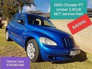 2005 Chrysler PT Cruiser 2.2CRD Classic