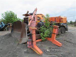 Fiat Kobelco PVD350, Stripped Bulldozer - ON AUCTION
