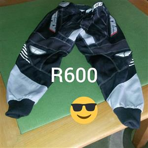 Kiddies biker pants