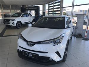 2019 Toyota C-HR 1.2T Plus auto