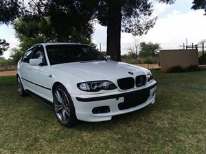 2001 BMW 3 Series 320d Exclusive