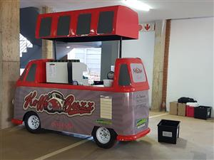 VW Coffee Trailer