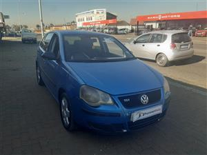 2007 VW Polo 1.9TDI 96kW Highline
