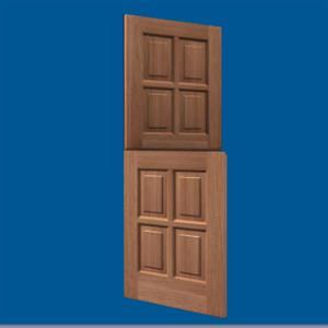 Door: Stable