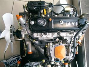 Toyota 4y Engines For Sale -New -Contact Big On Parts