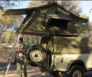 Eezi Own Rooftop Tent