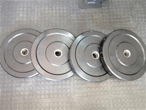 15kg bumper weight plates