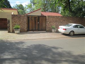 Irene security complex 2 bedroom, 2 bathroom house for sale. R 1,450,000