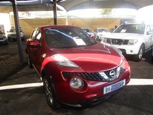 2015 Nissan Juke 1.5