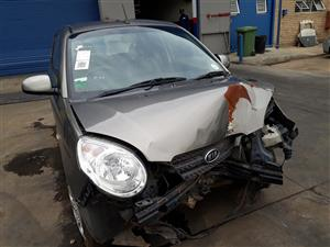 2010 Kia Picanto PICANTO 1.2 SMART Accident Damaged