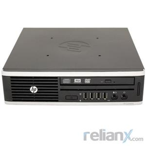 HP 8200 Elite Pro - Intel Core i5 3.1Ghz / 4GB Memory / 500GB HDD / USFF