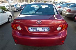 2009 Toyota Corolla 1.3 Advanced Heritage Edition