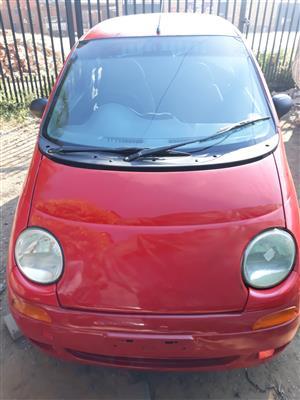 2004 Daewoo Matiz