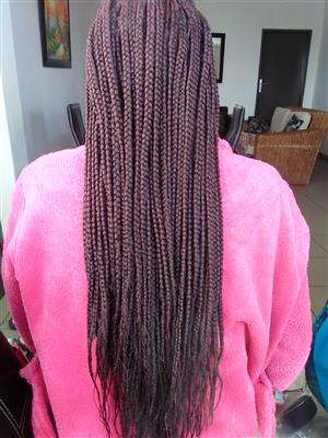Braids, Weaves, Cornrows, Tribal Braids