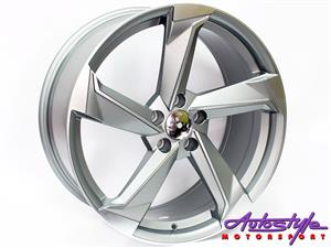 20 inch mags suitable for Audi A4, VW Tiguan and Touran