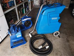 Industrial carpet cleaner for sale