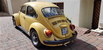 1972 Volkswagen Beetle 1300 - Spotless!