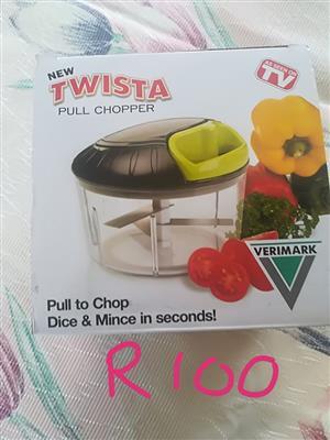 Twista full chopper for sale