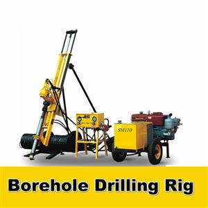 Borehole Machinery aka Borehole drilling rigs for sale