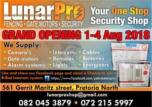LunarPro Security