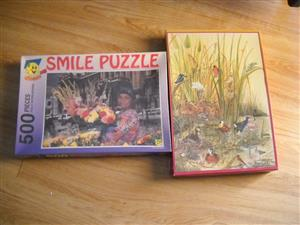 2 Puzzles for the price of 1
