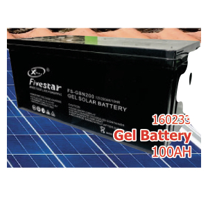 Gel Batter 100AH Solar Energy