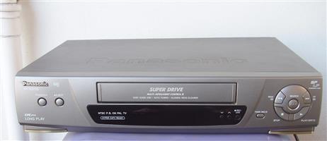 Panasonic Video Machine (VCR) - NV-SD230