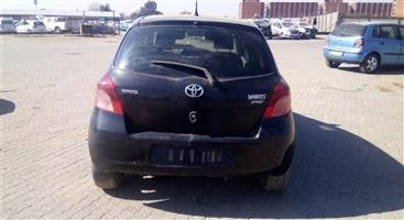 Toyota yaris things I have them all