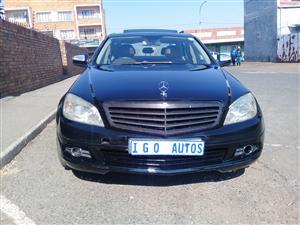 2009 Mercedes Benz C250