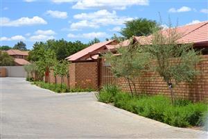 Brand new townhouse for sale in Equestrai Pretoria East