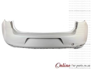 VW Golf MK 7 Rear Bumper Primed P3 2013-