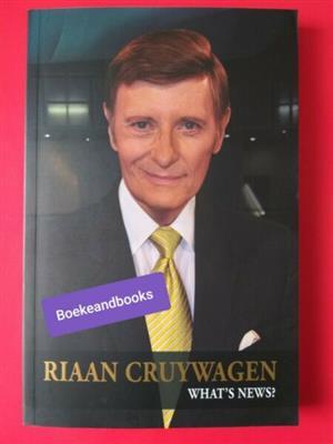 What's News? - Riaan Cruywagen.