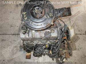 TOYOTA HILUX -7K 1.8 CARB Engine