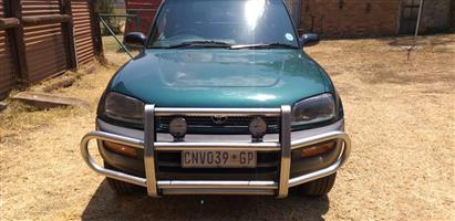 1997 Toyota Rav4 RAV4 200 3 door 4x4