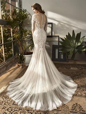 Beautiful Enzoani bt18-08 wedding dress for sale